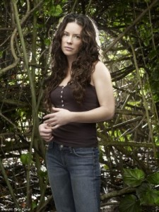 Evangeline Lilly, who plays Kate on LOST