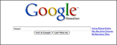 Google Hawaiian