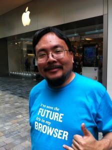 HTML5 Shirt