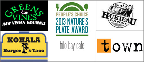 Vote for Hawaii's Favorite Green Restaurant