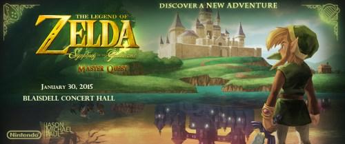The Legend of Zelda – Symphony of the Goddesses