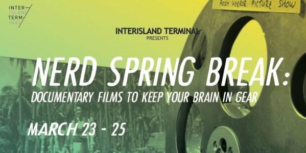 Nerd Spring Break