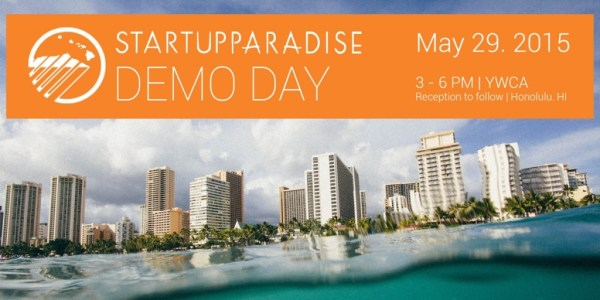 Startup Paradise Demo Day