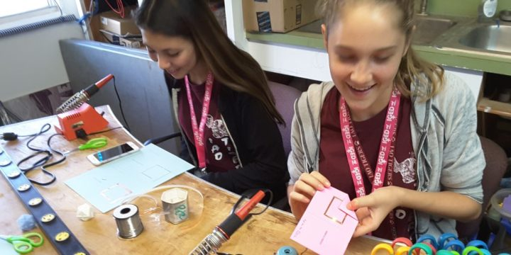 maui-makers-introduce-a-girl-to-engineering-surface-mount-soldering-720