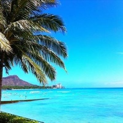 Love Hawaii !!! #hawaii #waikiki #diamondhead #ハワイ #ワイキキ #ダイヤモンドヘッド