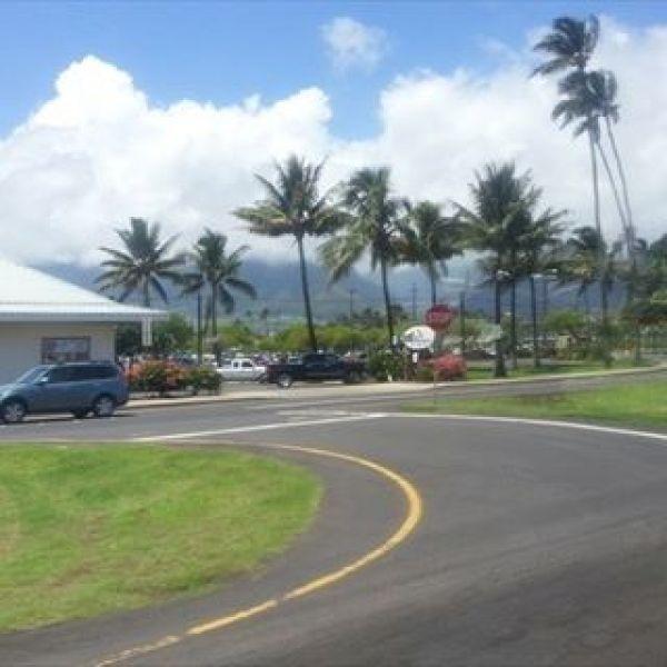 マウイ Maui とある街角