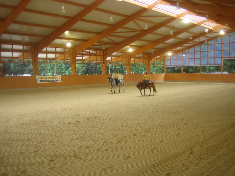 Dream Indoor Riding Arena