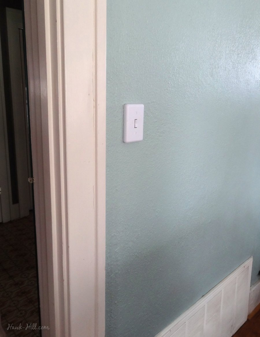 How to Hang a Chandelier in a Room without Wiring for an ... on Sconces No Electric Power id=30202