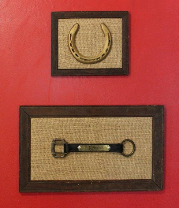 framed halter parts make sentimental gifts
