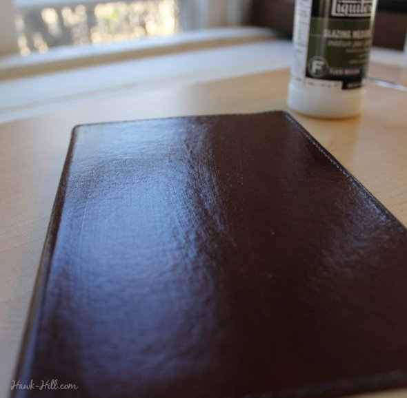 How to recover a modern moleskin journal with vintage notebook covers (author includes pdf downloads of several 1940's notebook covers) - Hawk-Hill.com