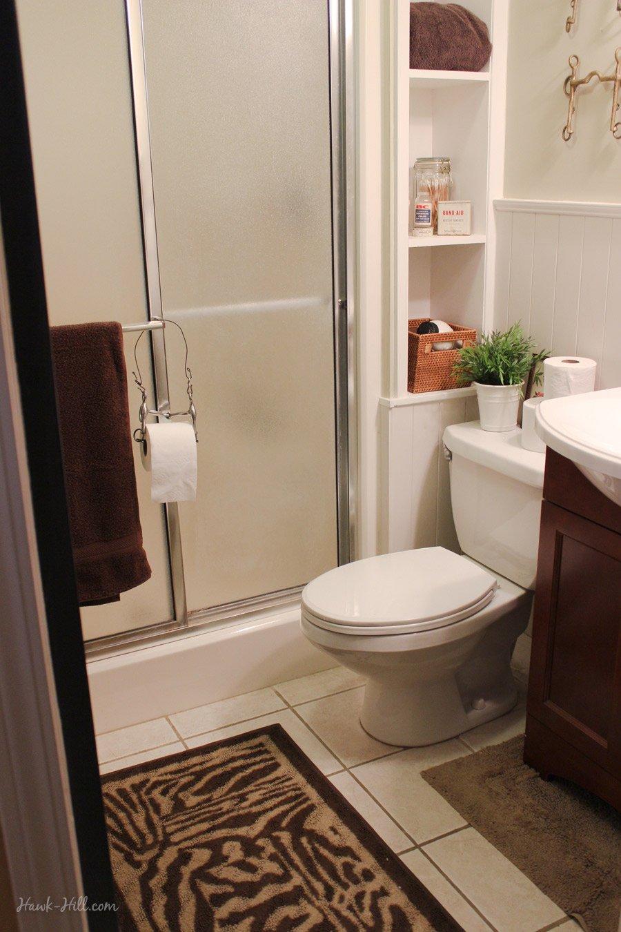 300 Bathroom Remodel Installing Shiplap Or Paneling
