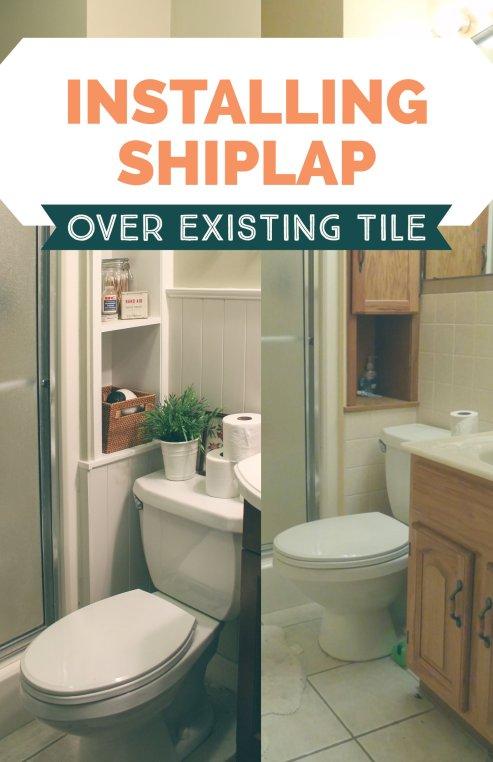 Installing Shiplap Or Paneling