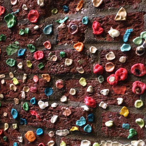 Gum wall regenerating after 2015 Cleaning