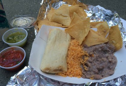 cheap eats at pike place: tamales