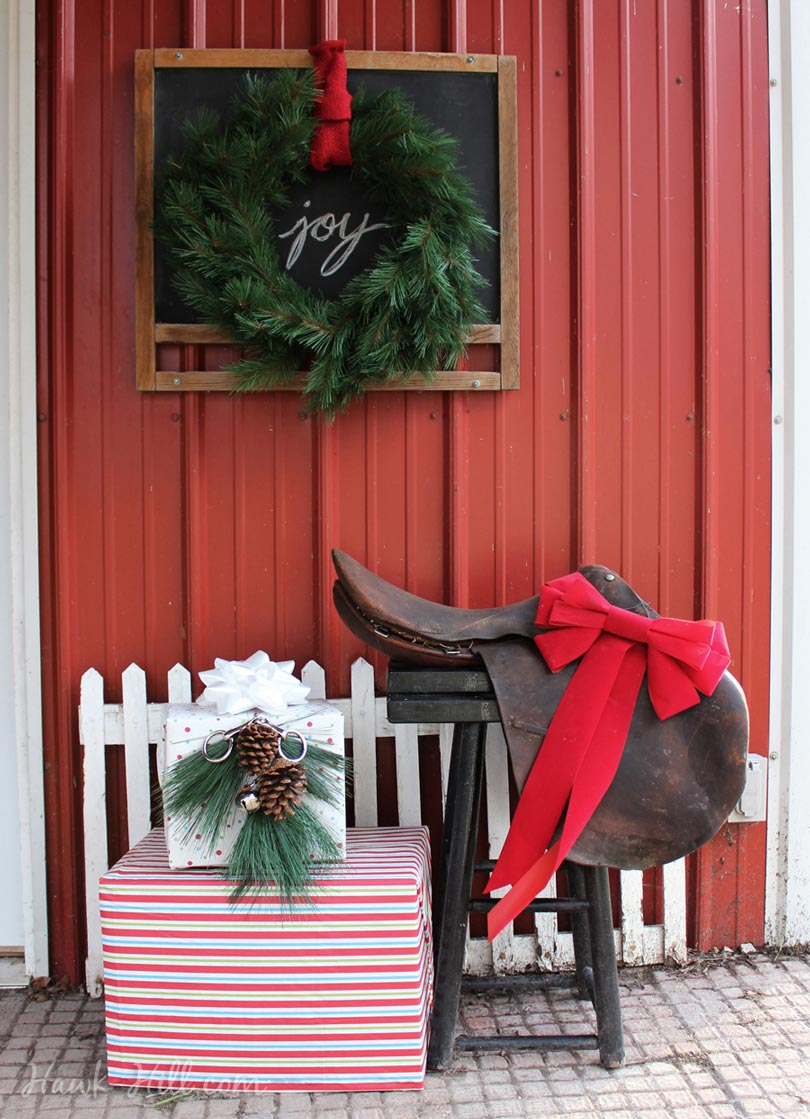 An Equestrian Christmas - Ideas for Stylish Equestrian Christmas ...