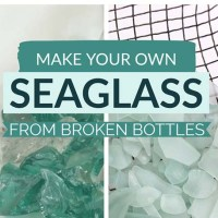 DIY: How to Make Your Own Sea Glass at Home