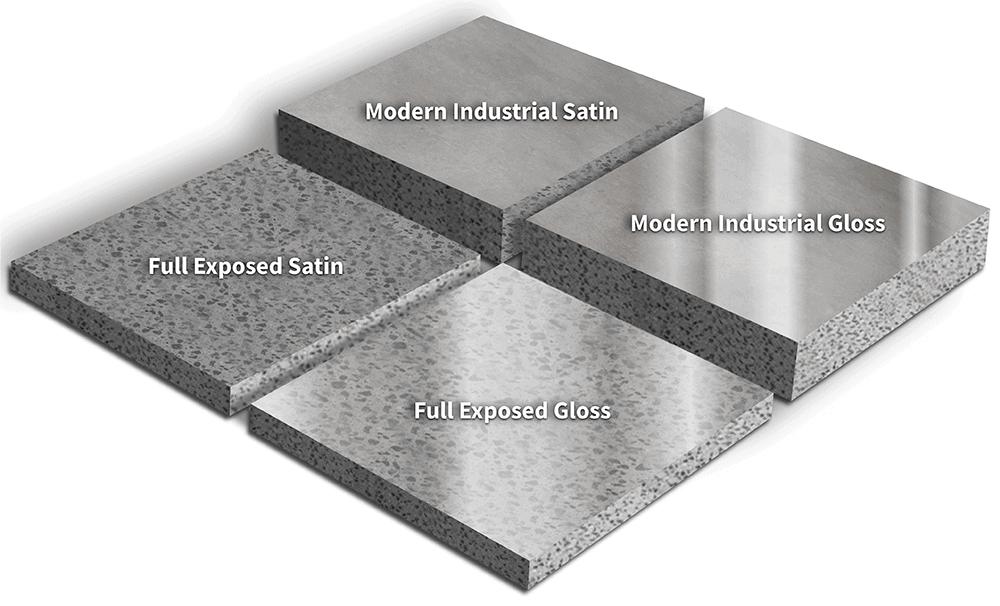 Concrete Enhancer Selector