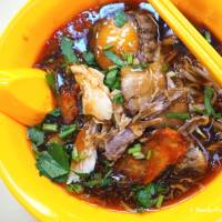 Zhen Hao Lor Mee (珍好卤面)in North Bridge Road Market and Food Centre