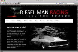 Diesel Man Racing
