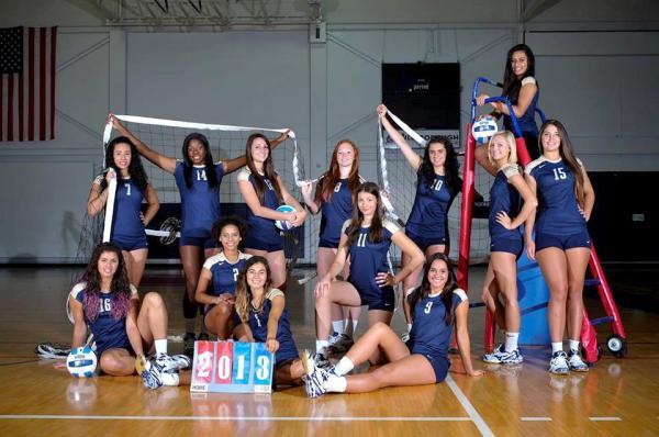Volleyball team prepared for season – Hawkeye