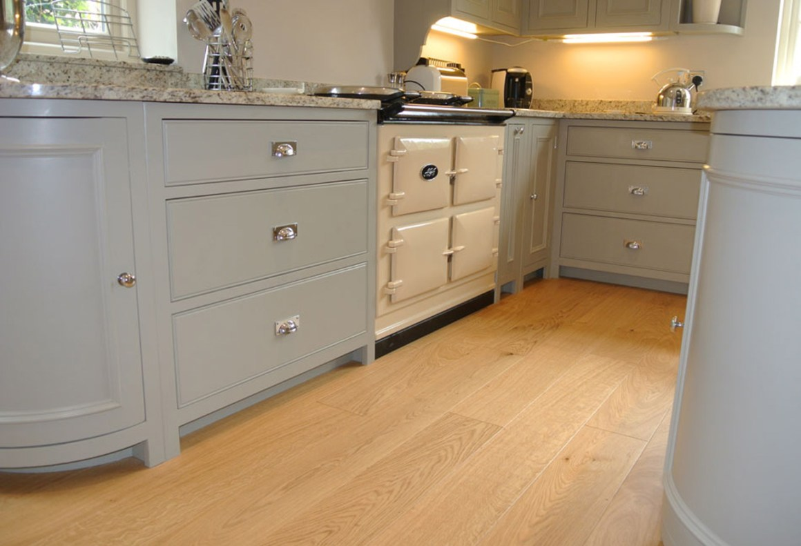 integrating an aga into your kitchen | hawk k&b