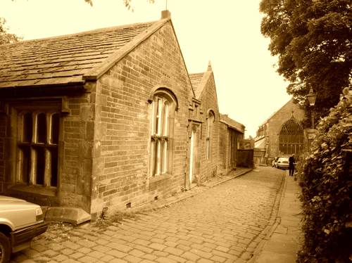 The Old Schoolroom Haworth