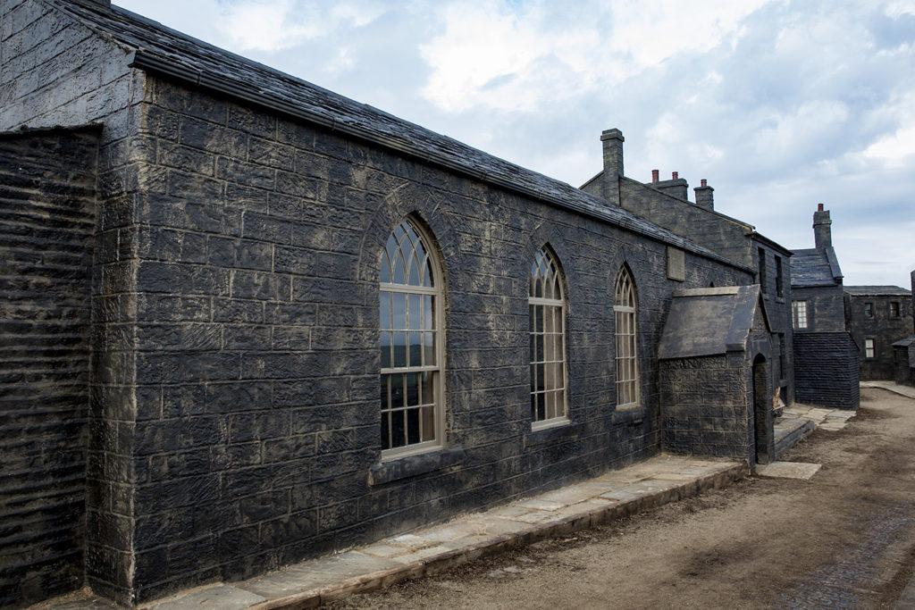 The Old Schoolroom recreated