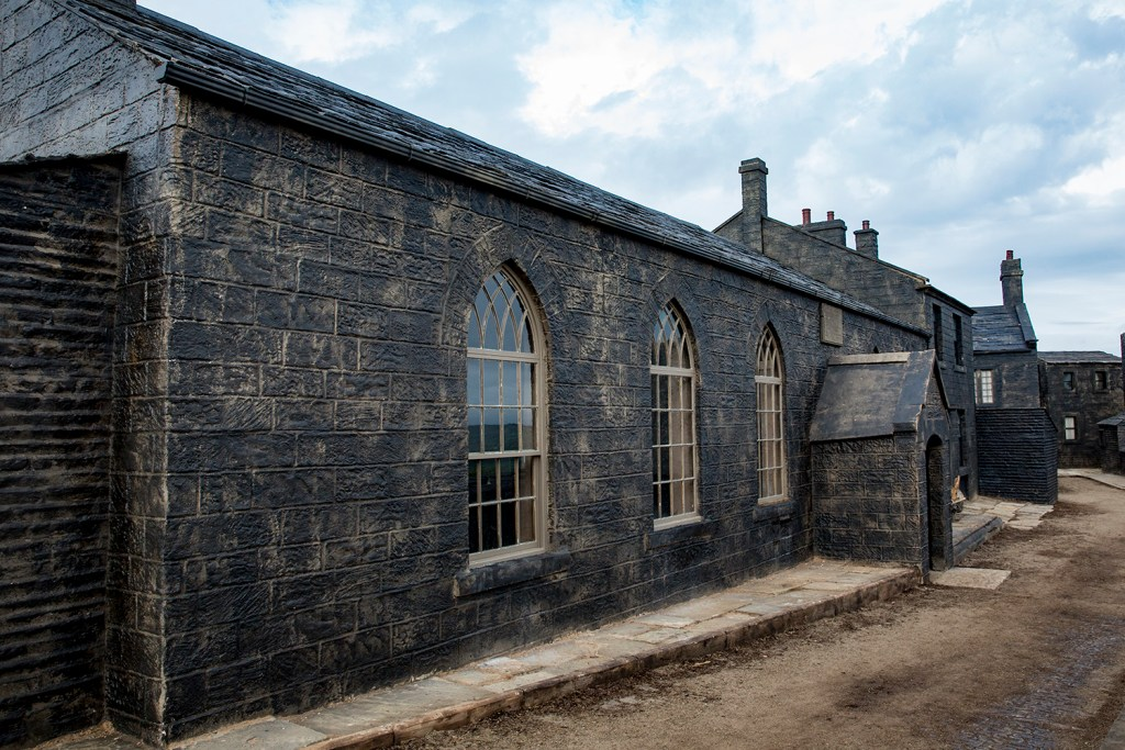 The Old Schoolroom recreated