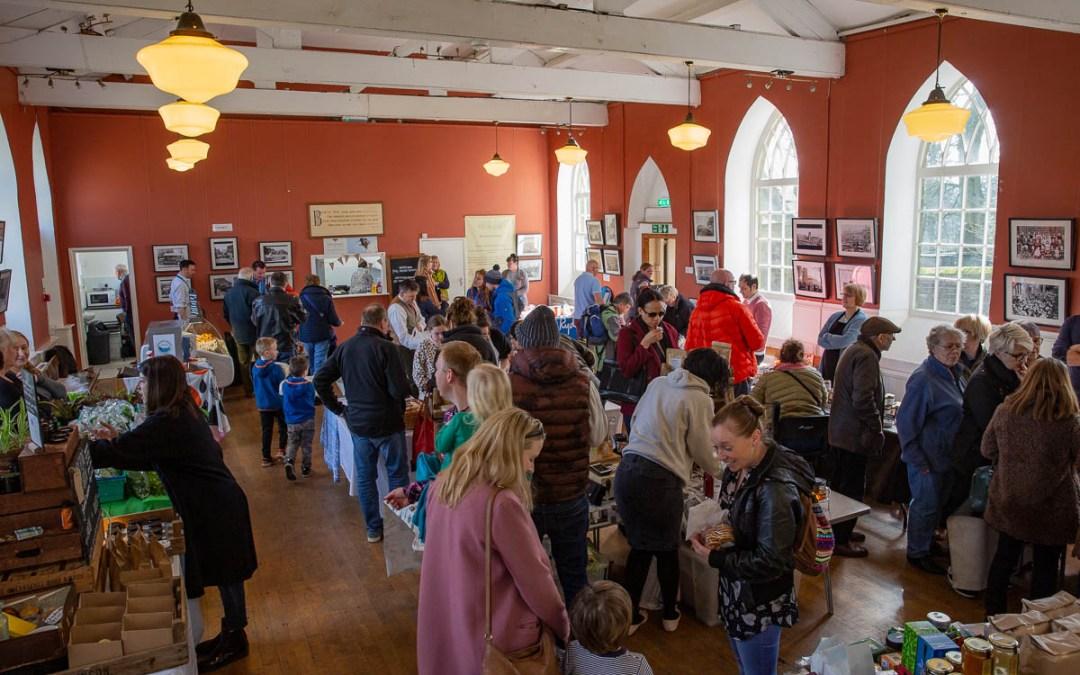 Haworth Artisan Food Fair