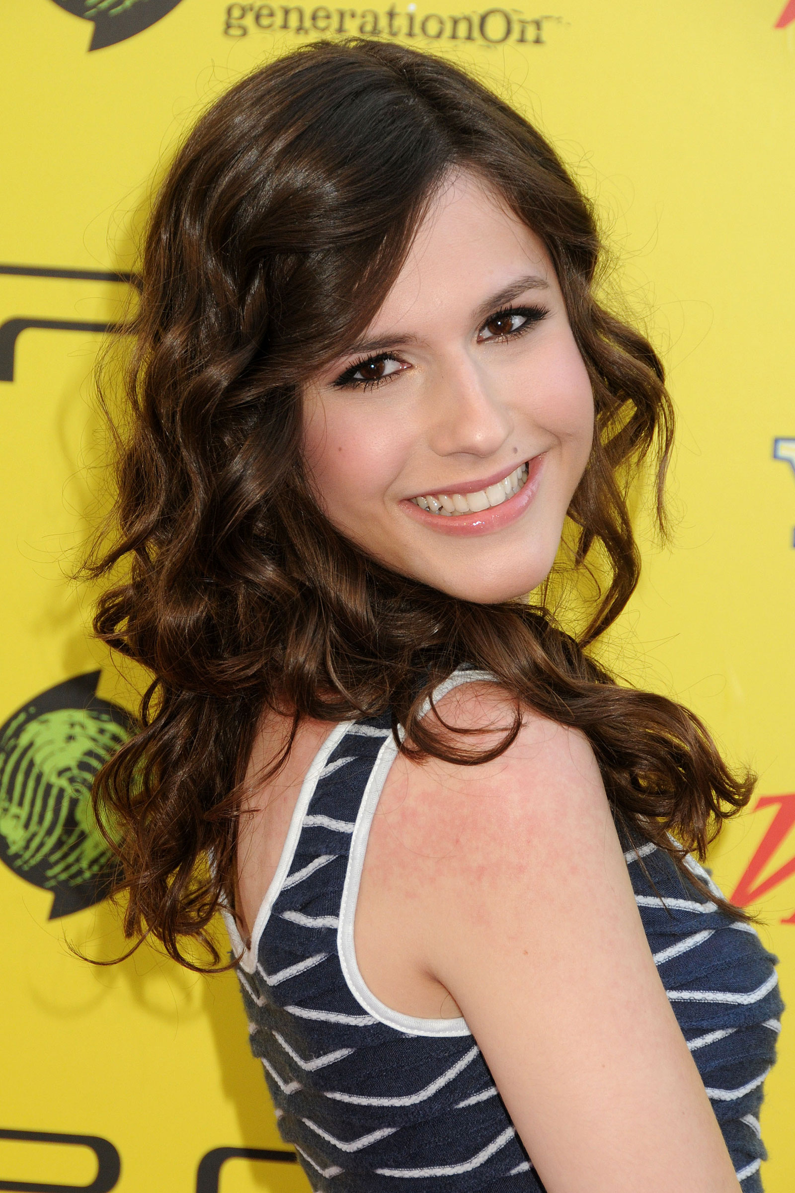 Erin Sanders At Varietys Power Of Youth Event In Hollywood HawtCelebs