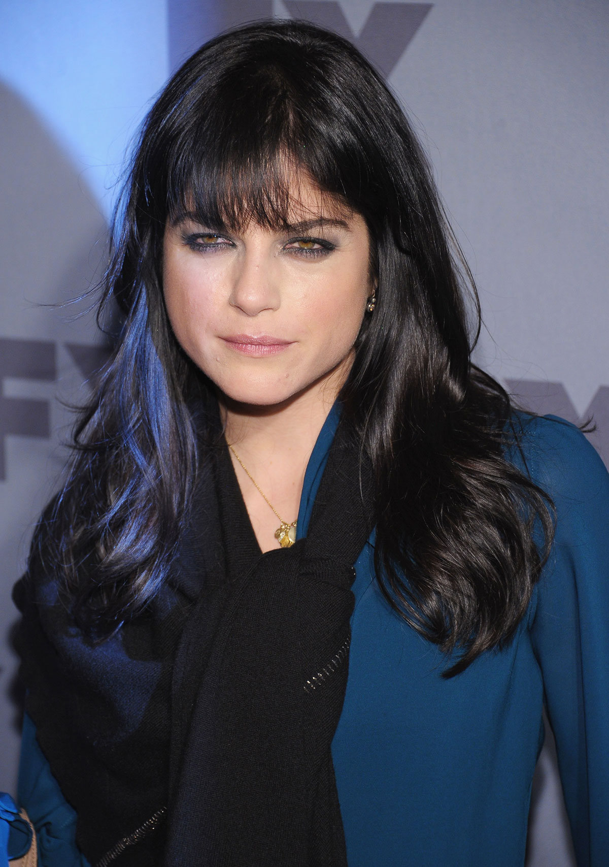 SELMA BLAIR At 2012 FX Ad Sales Upfront At Lucky Strike In