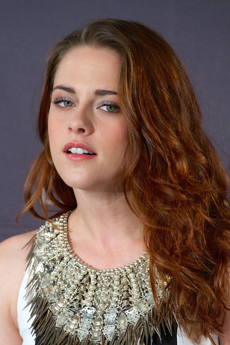 KRISTEN STEWART At The Twilight Saga Breaking Dawn Part