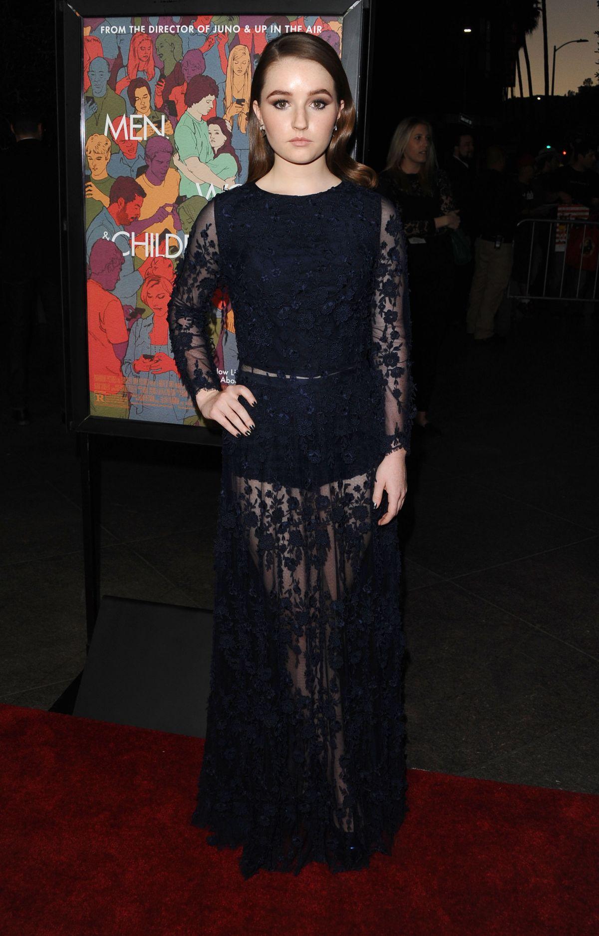 KAITLYN DEVER At Men Women And Children Premiere In Los Angeles HawtCelebs