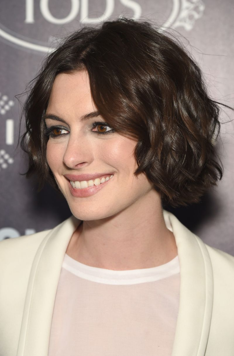 ANNE HATHAWAY At Song One Premiere In New York HawtCelebs