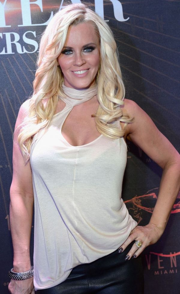 JENNY MCCARTHY at e11even One Year Anniversary in Miami ...