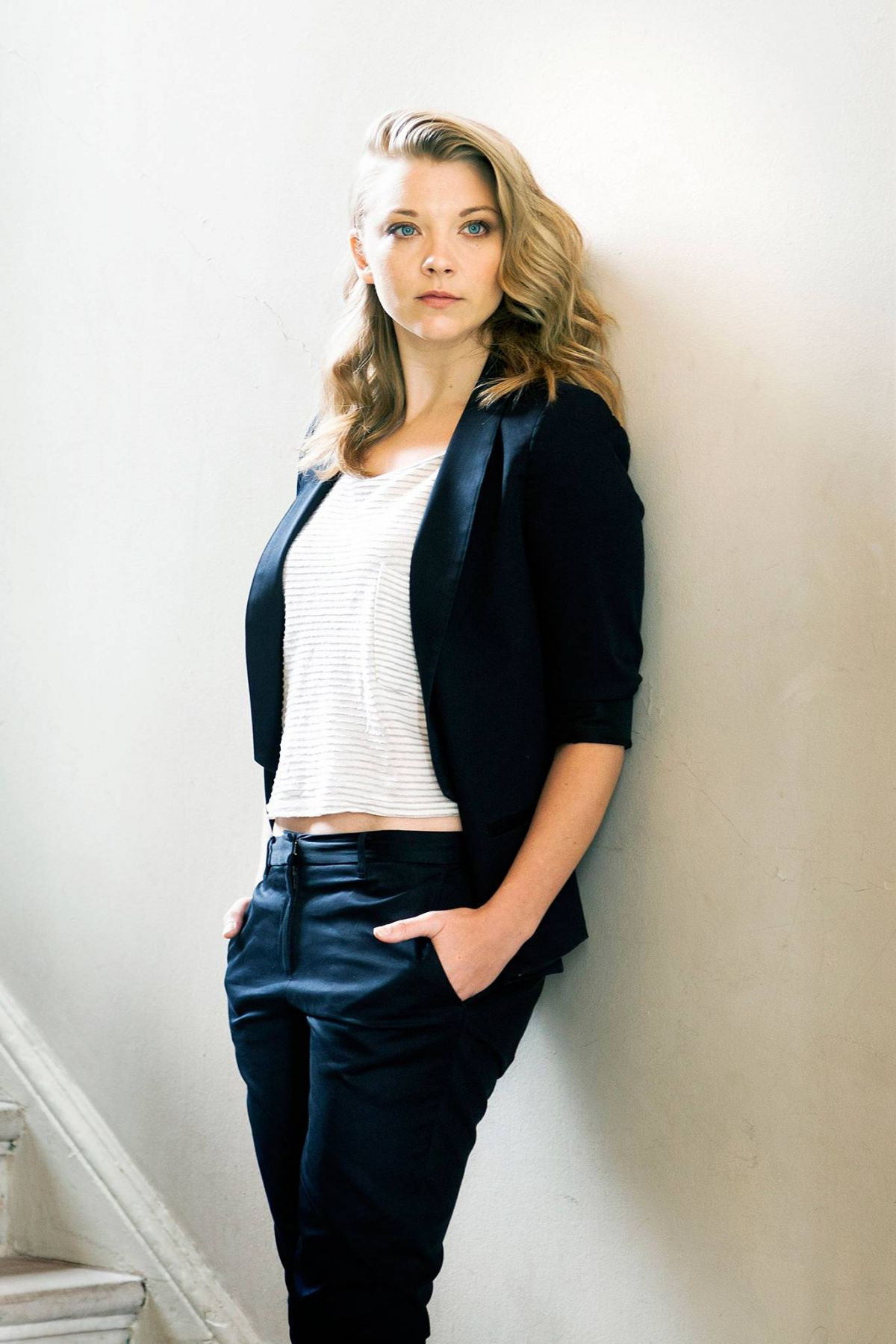 NATALIE DORMER For The Telegraph August 2015 HawtCelebs