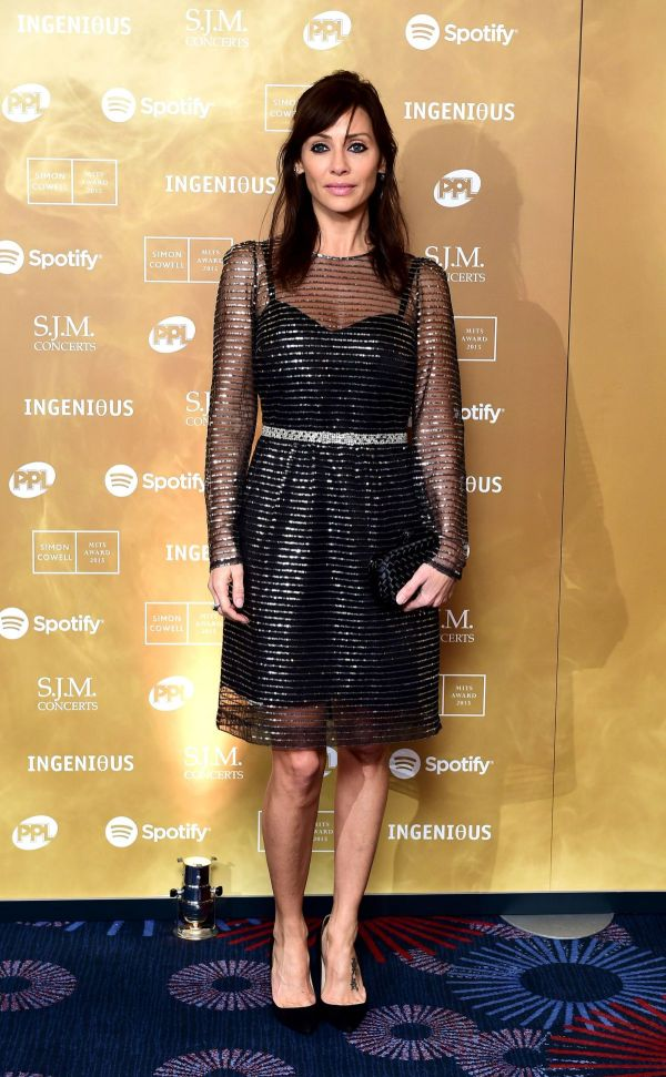 NATALIE IMBRUGLIA at Music Industry Trust Awards in London ...
