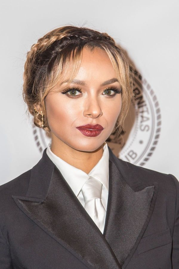 KAT GRAHAM at Friars Club Honors Tony Bennett with ...