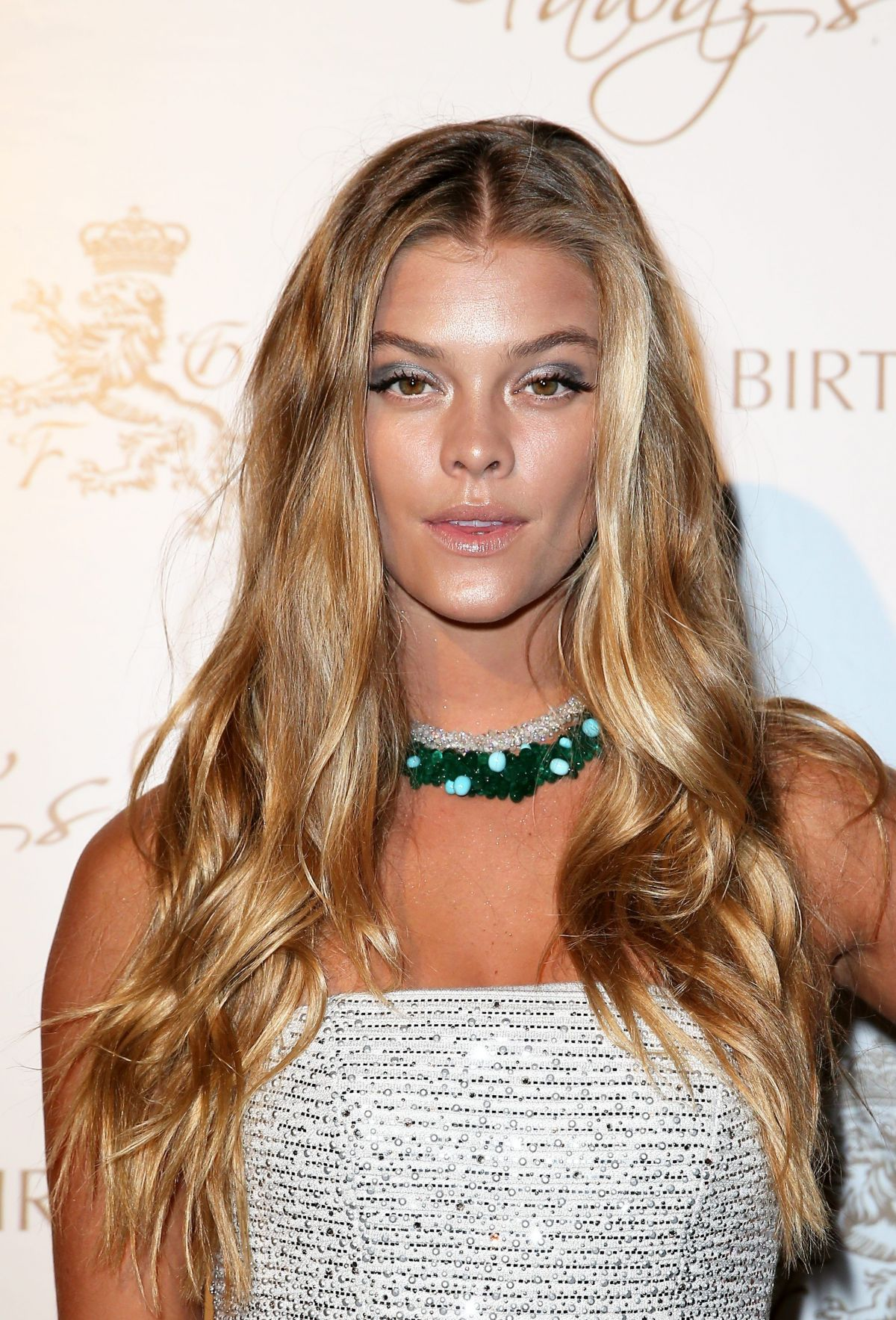 NINA AGDAL At Fawaz Gruosis Birthday Party In Sardinia 08