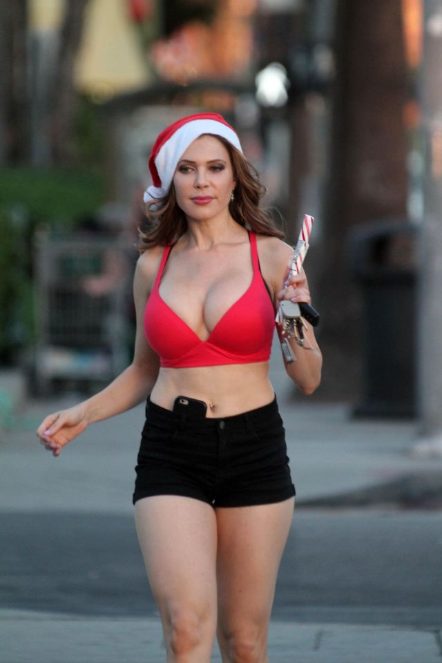 Erika Jordan Out And About In Los Angeles