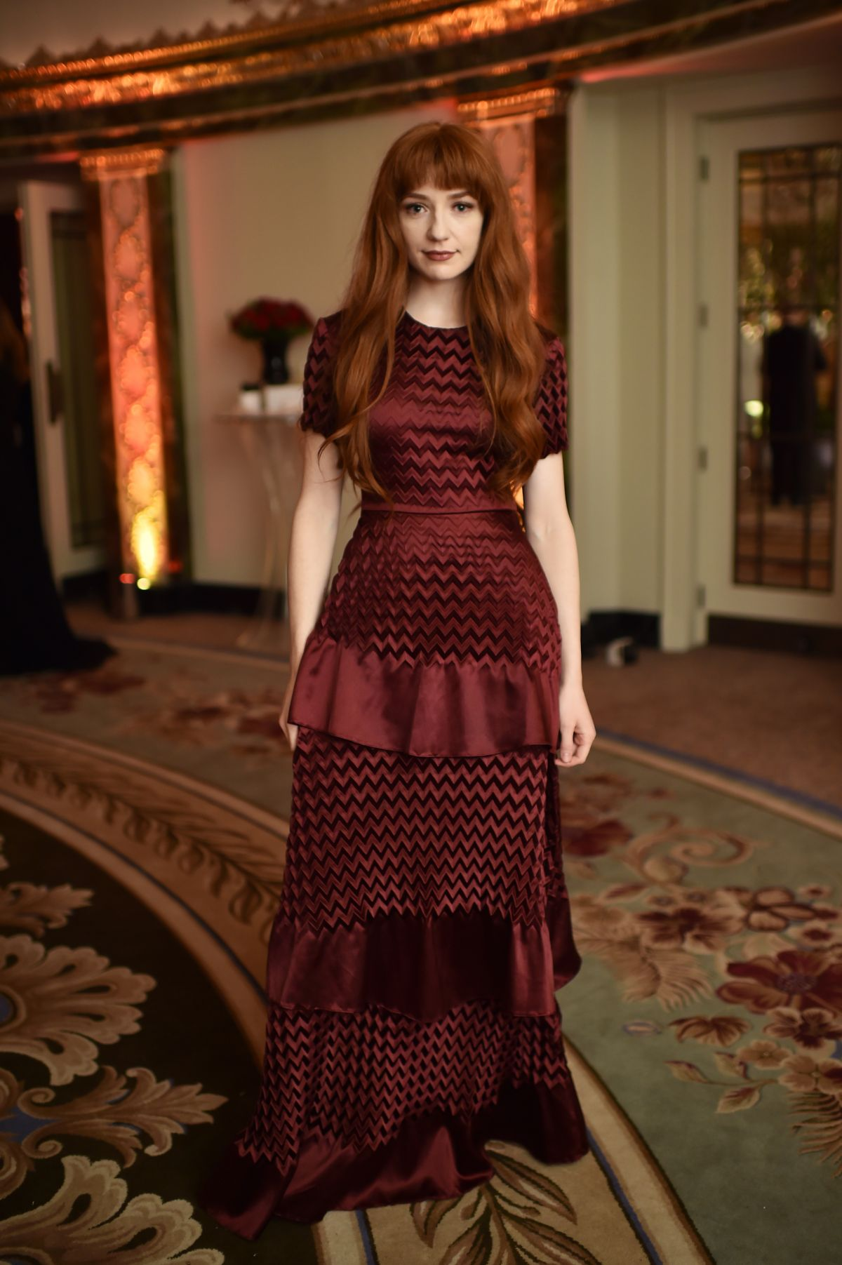 NICOLA ROBERTS At Art Of Wishes Gala Dinner 02102017 HawtCelebs