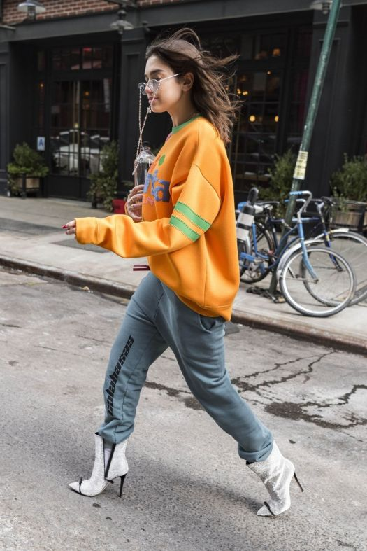 DUA LIPA Arrives at SNL Rehearsals in New York 02/03/2018 ...