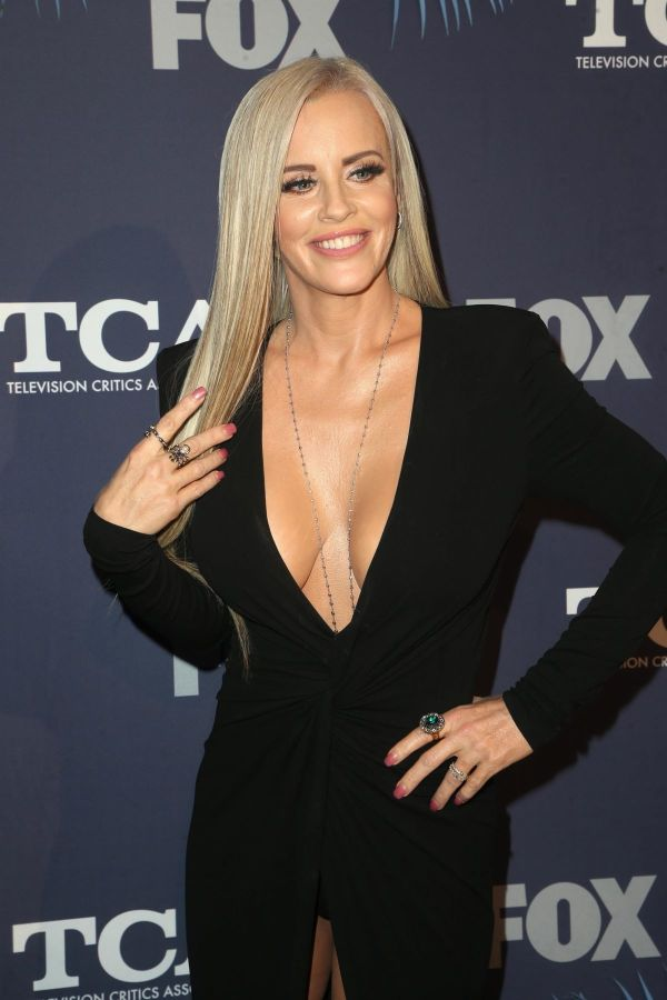 JENNY MCCARTHY at Fox Summer All-star Party in Los Angeles ...