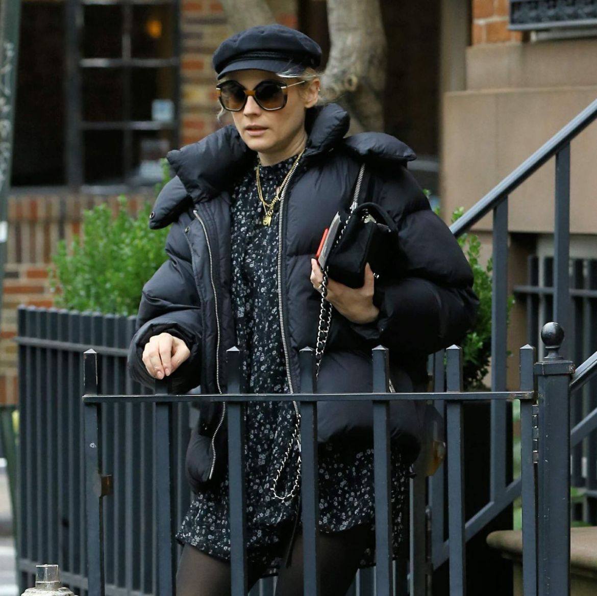 DIANE KRUGER Out and About in New York 11/30/2018