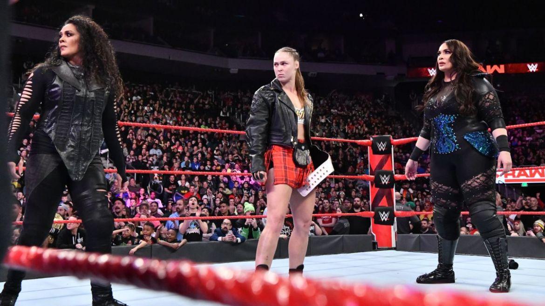 WWE – Raw Digitals 11/26/2018