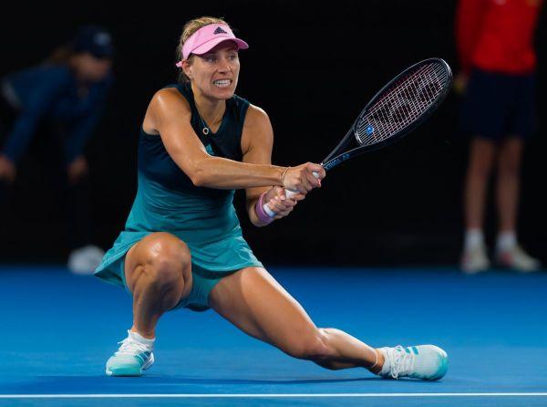 ANGELIQUE KERBER at 2019 Australian Open at Melbourne Park