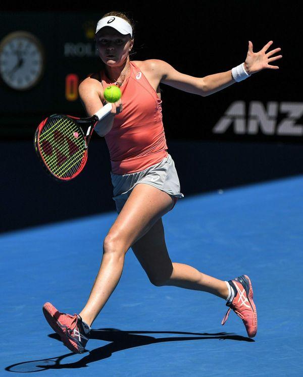 HARRIET DART at 2019 Australian Open at Melbourne Park 01