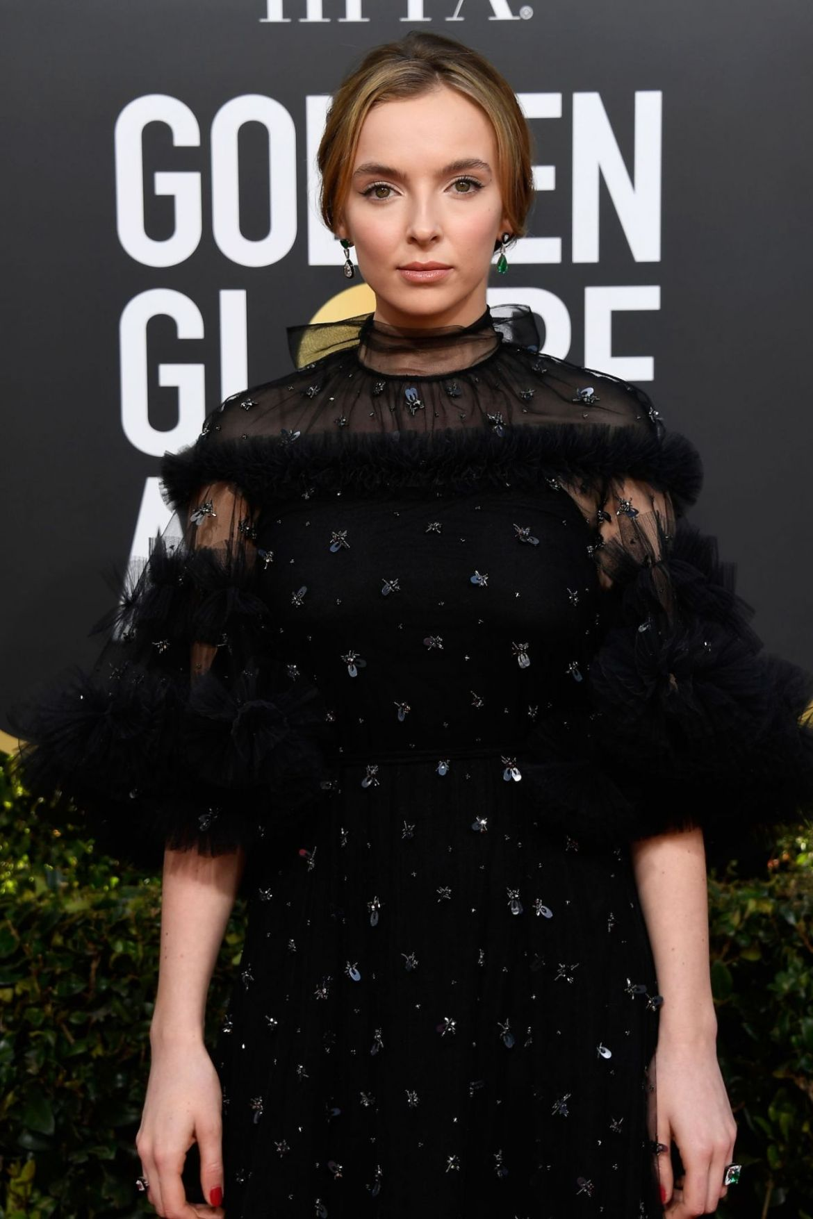 JODIE CORNER at 2019 Golden Globe Awards in Beverly Hills 01/06/2019