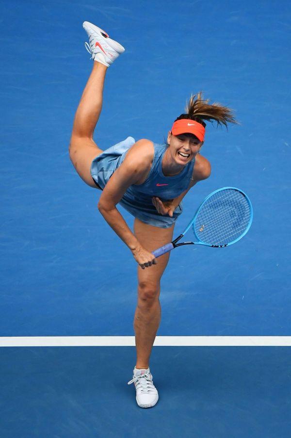 MARIA SHARAPOVA at 2019 Australian Open at Melbourne Park