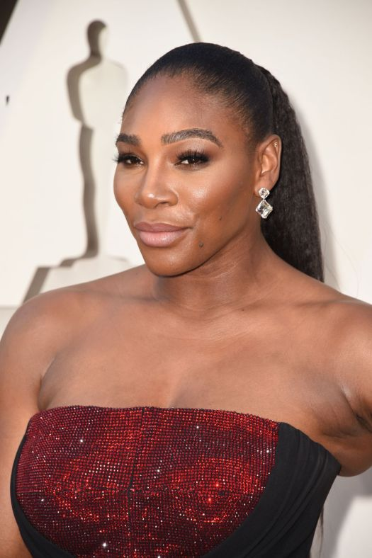SERENA WILLIAMS at Oscars 2019 in Los Angeles 02/24/2019 ...